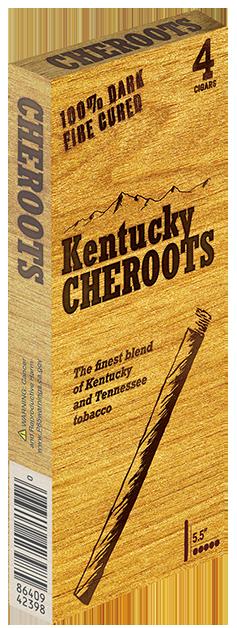 Kentucky Cheroots Pack of 4