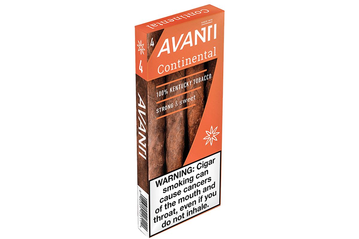 Avanti Continentals Anisette 4 Pack