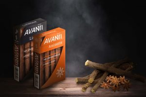 Licorice and Anisette Cigar Packs
